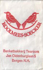 Koolmees-Soeckler Banketbakkerij Tearoom